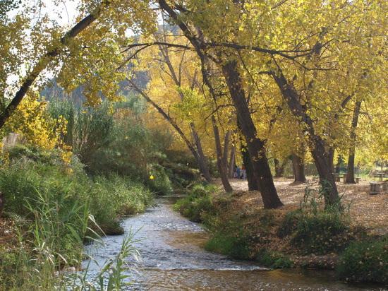 El río Palancia entre Navajas y Segorbe