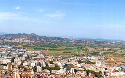 Paisajes Urbanos de Xàtiva y su Entorno