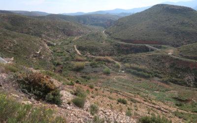 El Río Magro, entre los Ríos Mijares y Buñol