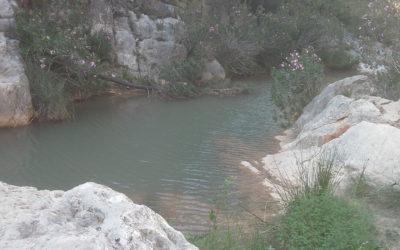 El Cañón del Río Reatillo en Chera