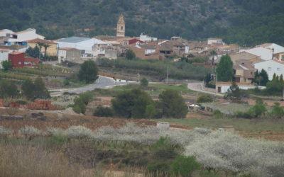 Los Paisajes Agrícolas de la Vall d'Albaida. Sector de Montichelvo