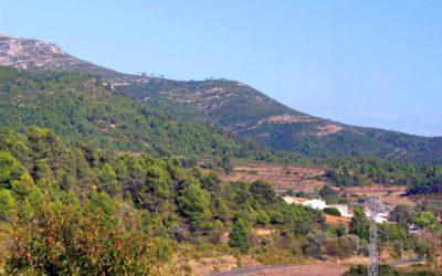 Las aldeas de Cortes de Pallás